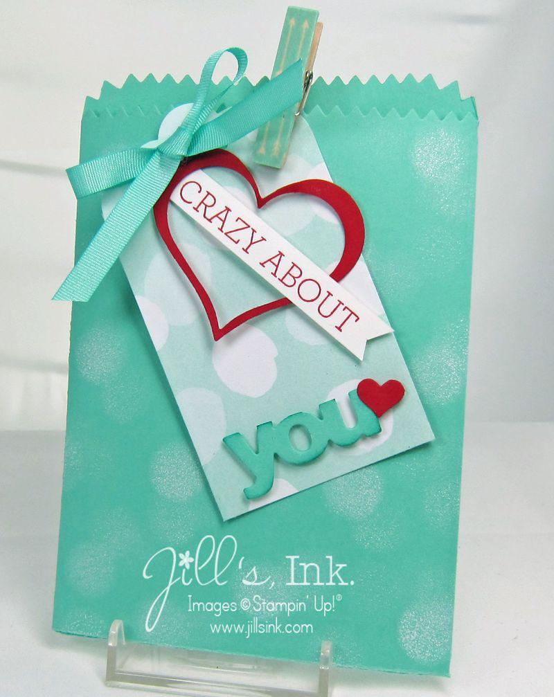 Valentine Mini Treat Bag 2