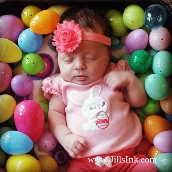 Emma's Easter Pic