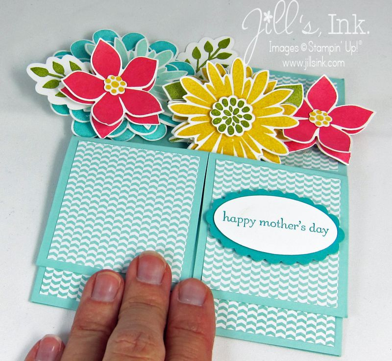 Flower Patch Card in a Box 006