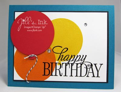 Happy Birthday Everyone Card 003