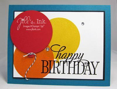 Happy Birthday Everyone Card 003
