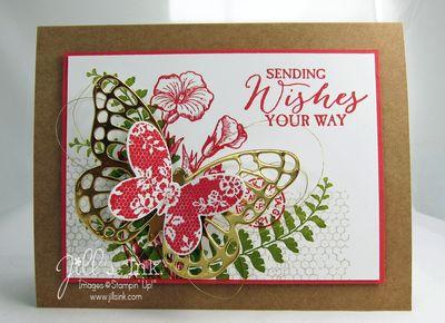 Butterfly Basics Bundle Card 1