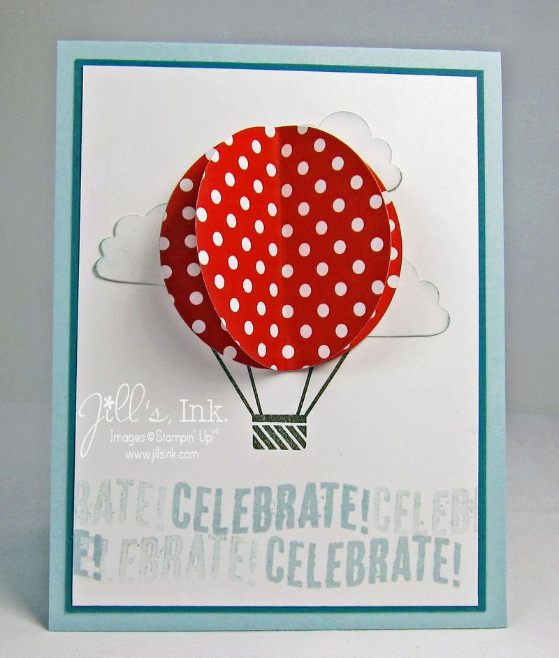 Celebrate Today Hot Air Balloon2