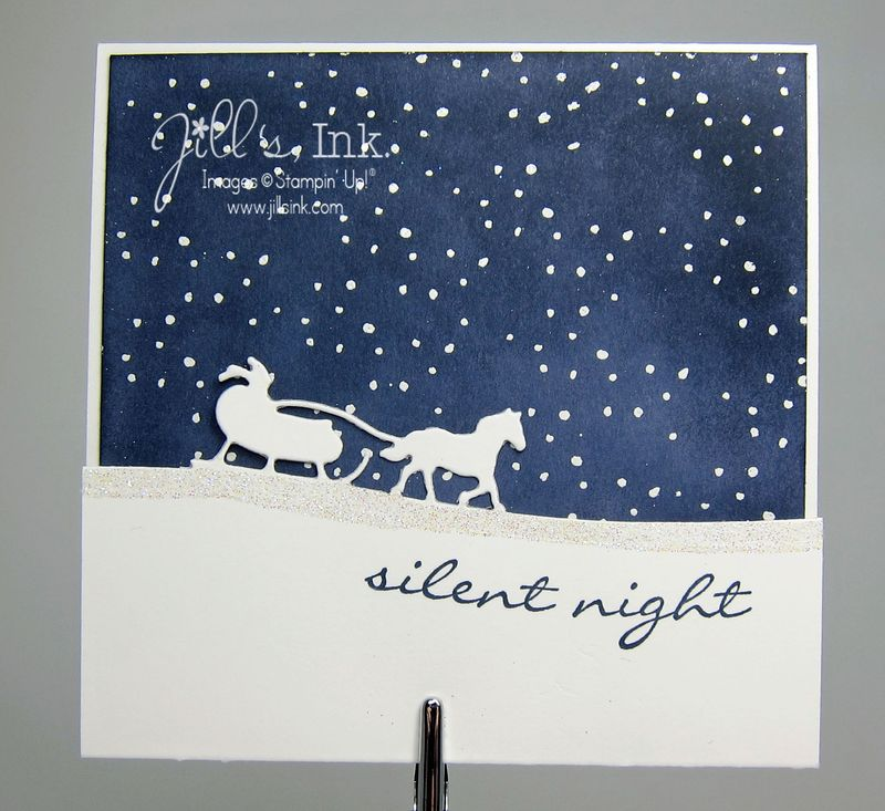 Silent Night MnT Card