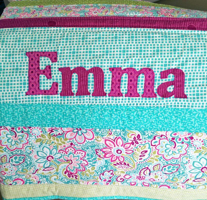 Emma's Quilt 2