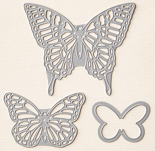 Butterfly Thinlits Image