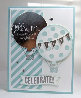 Celebrate Today Baby Card