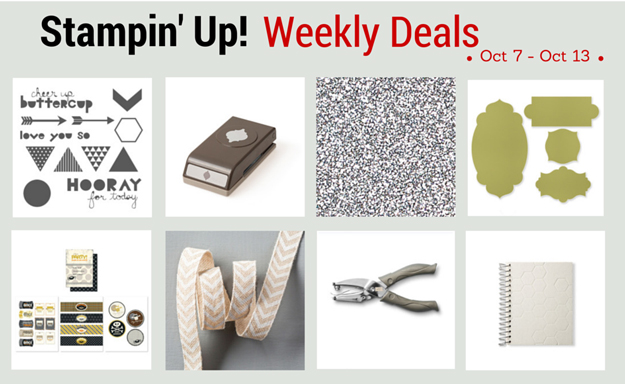 Weekly Deals Oct 8