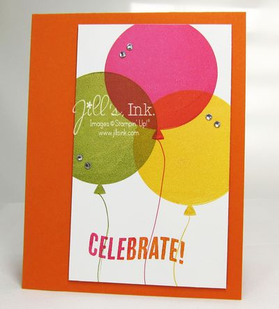 Celebrate Today Q&E Card